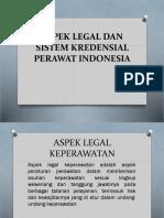 ASPEK LEGAL DAN SISTEM KREDENSIAL PERAWAT INDO (1).pptx