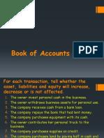 Book of Accounts