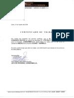 certificado concermin