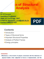 Basics of Structural Analysis