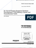 Jet Aircraft Engine Emissions Database Development-1992 Military, Charter, and Nonscheduled Traffic.pdf