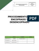 AVEC-SGSST-PR.10-PROCEDIMIENTOS DE ENCOFRADO Y DESENCOFRADO