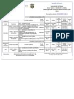 Agenda - ANALISIS DE SISTEMAS - 2019 II Período 16-04 (614)