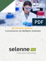 ERP Quimica Conversiones