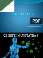IMUNITATEA
