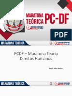 Alice Rocha - PCDF – Maratona Teoria