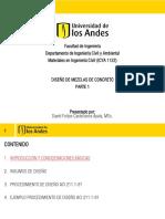 12 - Diseño de mezclas de concreto - Parte 1.pdf