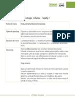 Actividad evaluativa Eje1relaciones internacionales