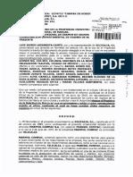 """OPOSICION A SOLICITUD 2274715 """"COMPAK DE KOBER"""" DEL TITULAR """"GRAFFET, S.A. DE C.V.""""-comprimido"""