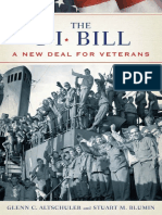 (Pivotal Moments in American History) Glenn Altschuler, Stuart Blumin - The GI Bill_ The New Deal for Veterans-Oxford University Press, USA (2009)