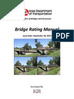 IowaDOT_BridgeRatingManual
