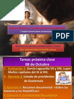 3 Y 4 CLASE HISTORIA POLITICA Y CONSTITUCIONAL DE GUATEMALA OCTUBRE CUNORI 2019.ppt