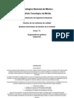 Modelos Sectoriales de Gestión de la Calidad