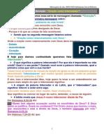 Serie de Mensagem do dia 19-01-20 - (Oração como intercessão) - Janeiro - Simone.docx