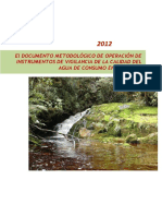Documento metodologico de indicadores vigilancia calidad del agua.pdf