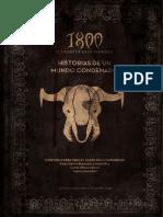 1800 El Ocaso de la Humanidad - Historias De Un Mundo Condenado (Aventuras)