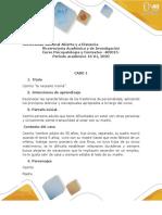 Caso 01  Psicopatologia y Contextos