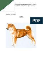 shiba inu - pedigree - 257