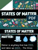 states of matter slide show tpt