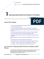 01-01 Interoperation Between Huawei Switches and IP Phones