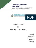 handicraft industry report.docx