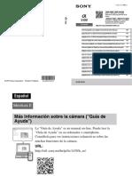 Manual cámara a5100 Sony.pdf