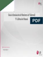 Instalación de Monitores Videowall