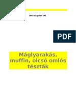 Maglyarakas Muffin Olcso Omlos Tesztak