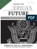 President's Budget 2021