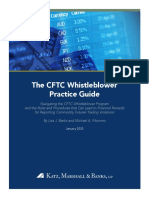 2020 CFTC Whistleblower Practice Guide