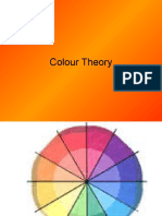 8 Art Colour Theory