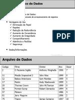 01Bancos de Dados - Conceitos Do SGBD