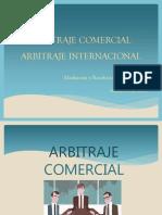 Arbitraje Comercial