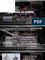 regulador de presion (COMBUSTIBLE)