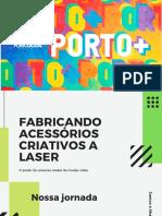 fabricando acessórios criativos a laser