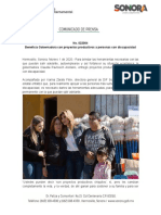 01-02-20 Beneficia Gobernadora con proyectos productivos a personas con discapacidad