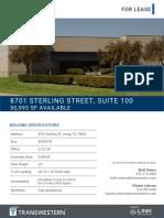 8701 Sterling St