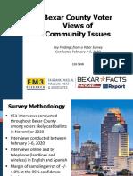 Bexar Facts-KSAT-Rivard Report Poll