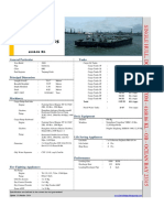 Ship Particular-OB Oceanbay 23315 Update 18 Oktober 2016