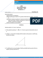 CBSE Class X Maths 2015 Set 1.pdf