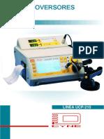 Folleto Ucp210_s - cardiodesfibrilador dyne