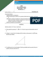 CBSE Class X Maths 2015 Set 1.pdf