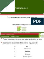 03 tec LP1 - ComandoSelecao