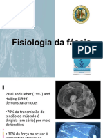 Fisiologia da Fascia
