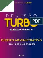 Direito Administrativo - Prof. Felipe Dalenogare