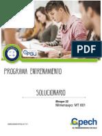 Solucionario Miniensayo Entrenamiento 2017 - MT 22 Clase 24 MT 601.pdf