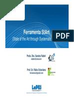Ferramenta start – orientações iniciais – slides - FABBRI, Sandra