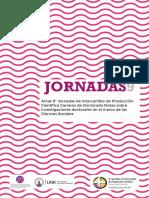 JORNADAS_9. Actas 9° Jornadas de Producción Científica de Carreras de Doctorado