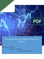 La théorie financière