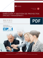 master-project-management